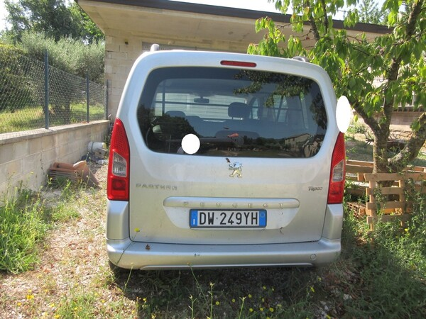 1#6142 Automobile Peugeot Partner in vendita - foto 5