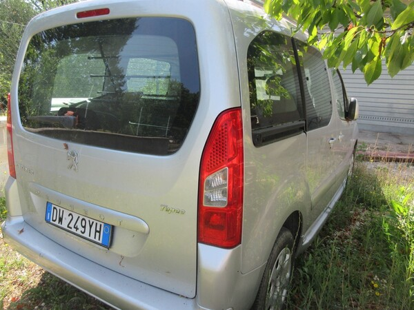 1#6142 Automobile Peugeot Partner in vendita - foto 6