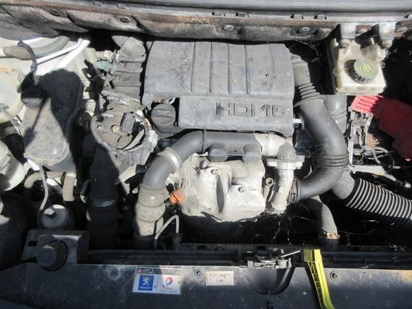 1#6142 Automobile Peugeot Partner in vendita - foto 20