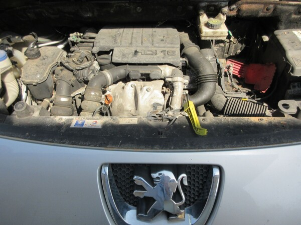 1#6142 Automobile Peugeot Partner in vendita - foto 21