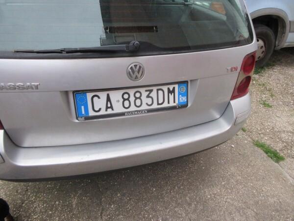2#6143 Autovettura Volkswagen Passat 1900 TDI in vendita - foto 3