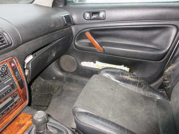 2#6143 Autovettura Volkswagen Passat 1900 TDI in vendita - foto 12