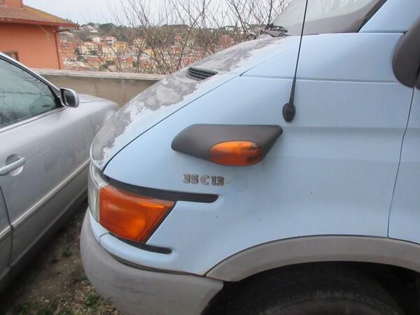 3#6143 Furgone Iveco in vendita - foto 10