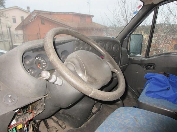 3#6143 Furgone Iveco in vendita - foto 11