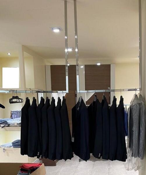 9#6145 Arredi ed attrezzature da negozio di abbigliamento in vendita - foto 18