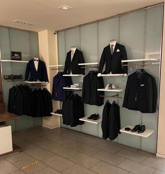 9#6145 Arredi ed attrezzature da negozio di abbigliamento in vendita - foto 19