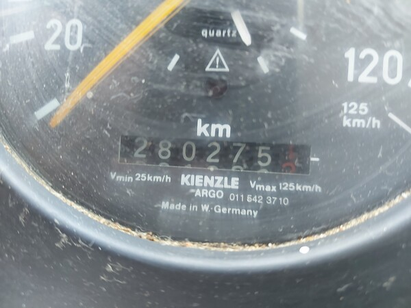 1#6148 Macchina operatrice semovente Mercedes Benz in vendita - foto 17