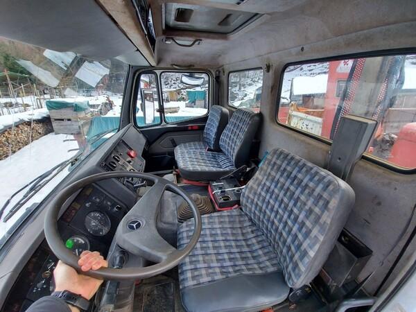 1#6148 Macchina operatrice semovente Mercedes Benz in vendita - foto 18