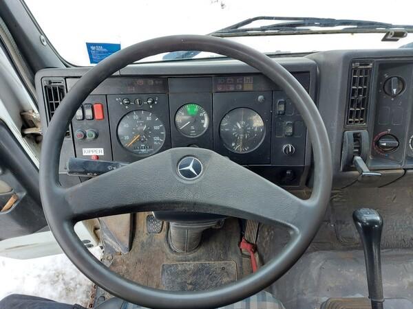 1#6148 Macchina operatrice semovente Mercedes Benz in vendita - foto 20