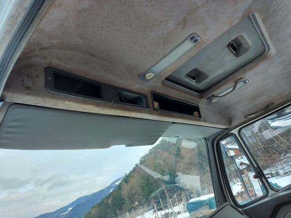 1#6148 Macchina operatrice semovente Mercedes Benz in vendita - foto 24