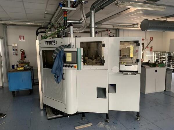 1#6150 Pressa stampaggio dischi vinile Inpros Srl e generatore vapore Cometh in vendita - foto 1