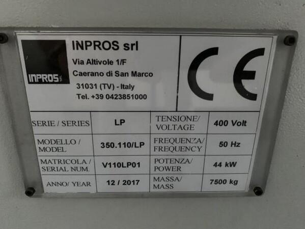 1#6150 Pressa stampaggio dischi vinile Inpros Srl e generatore vapore Cometh in vendita - foto 2
