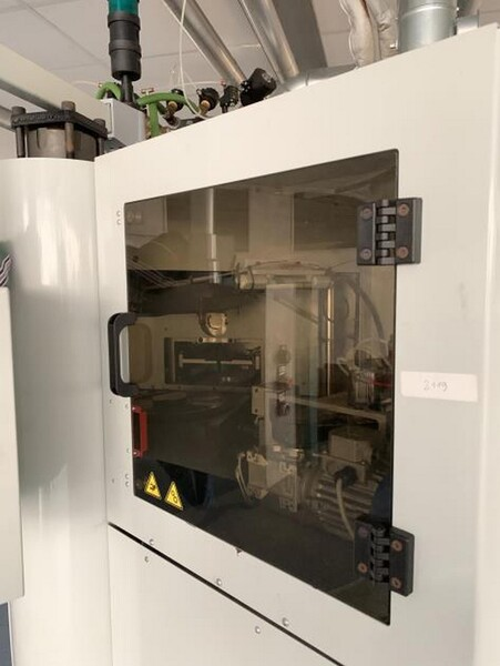 1#6150 Pressa stampaggio dischi vinile Inpros Srl e generatore vapore Cometh in vendita - foto 5