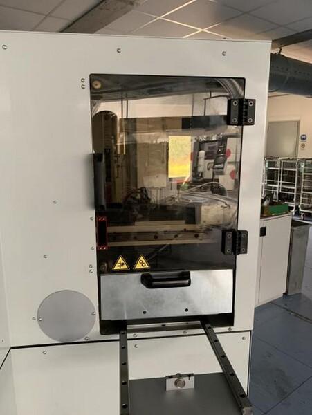 1#6150 Pressa stampaggio dischi vinile Inpros Srl e generatore vapore Cometh in vendita - foto 6