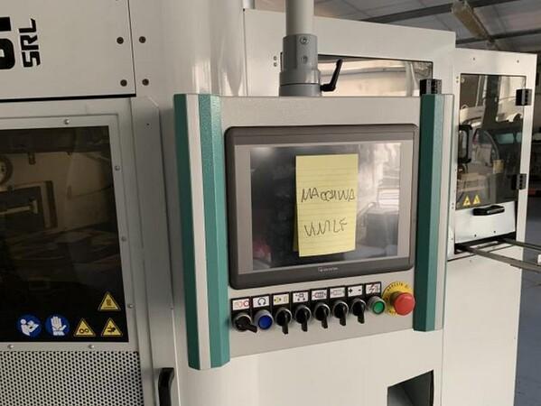 1#6150 Pressa stampaggio dischi vinile Inpros Srl e generatore vapore Cometh in vendita - foto 8