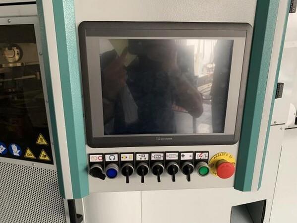 1#6150 Pressa stampaggio dischi vinile Inpros Srl e generatore vapore Cometh in vendita - foto 9
