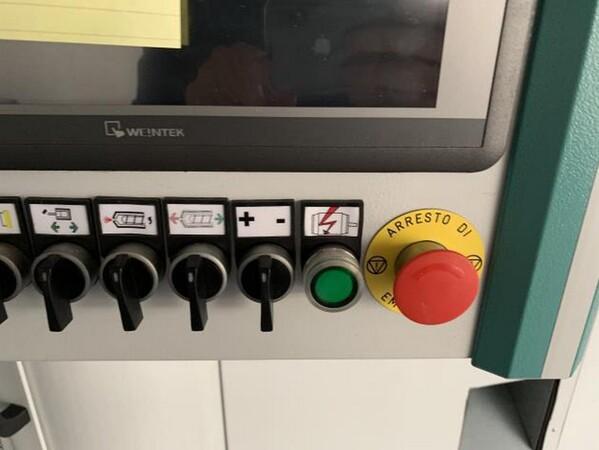1#6150 Pressa stampaggio dischi vinile Inpros Srl e generatore vapore Cometh in vendita - foto 10
