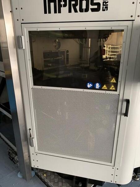 1#6150 Pressa stampaggio dischi vinile Inpros Srl e generatore vapore Cometh in vendita - foto 11