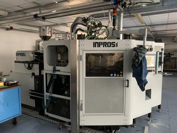 1#6150 Pressa stampaggio dischi vinile Inpros Srl e generatore vapore Cometh in vendita - foto 13
