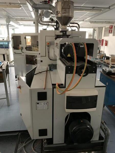 1#6150 Pressa stampaggio dischi vinile Inpros Srl e generatore vapore Cometh in vendita - foto 15