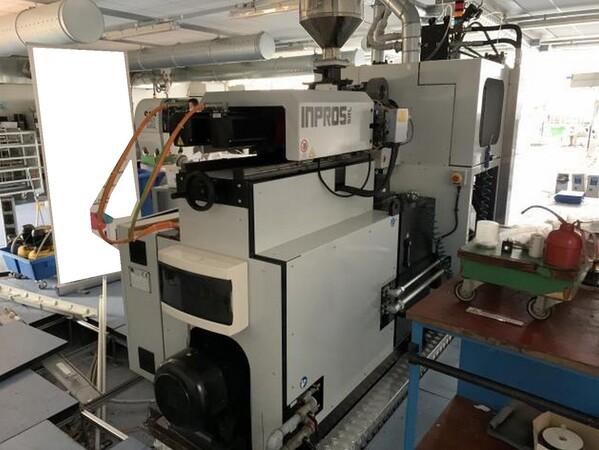 1#6150 Pressa stampaggio dischi vinile Inpros Srl e generatore vapore Cometh in vendita - foto 17