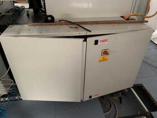 1#6150 Pressa stampaggio dischi vinile Inpros Srl e generatore vapore Cometh in vendita - foto 18