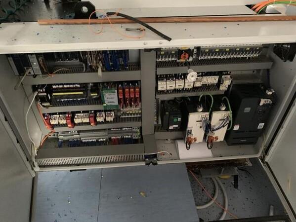 1#6150 Pressa stampaggio dischi vinile Inpros Srl e generatore vapore Cometh in vendita - foto 19