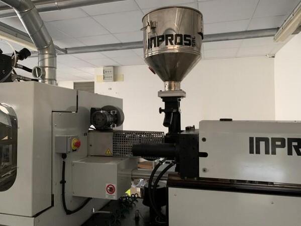 1#6150 Pressa stampaggio dischi vinile Inpros Srl e generatore vapore Cometh in vendita - foto 20