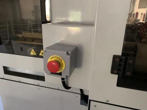 1#6150 Pressa stampaggio dischi vinile Inpros Srl e generatore vapore Cometh in vendita - foto 24