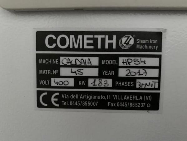 1#6150 Pressa stampaggio dischi vinile Inpros Srl e generatore vapore Cometh in vendita - foto 25