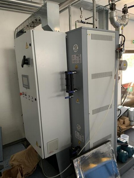 1#6150 Pressa stampaggio dischi vinile Inpros Srl e generatore vapore Cometh in vendita - foto 28