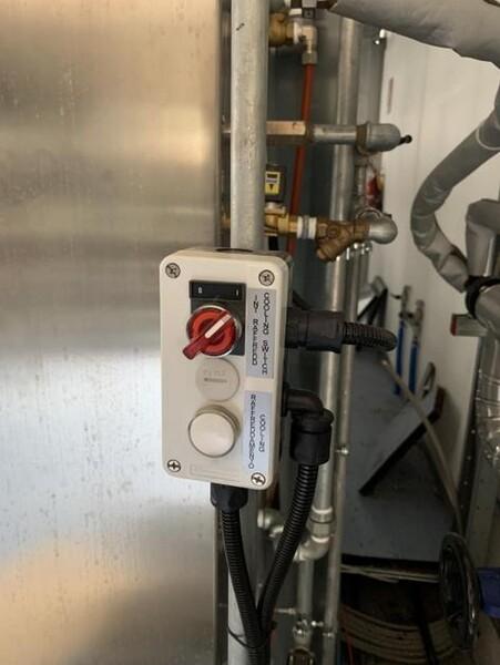 1#6150 Pressa stampaggio dischi vinile Inpros Srl e generatore vapore Cometh in vendita - foto 29