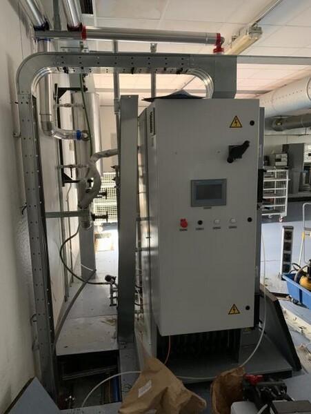 1#6150 Pressa stampaggio dischi vinile Inpros Srl e generatore vapore Cometh in vendita - foto 38
