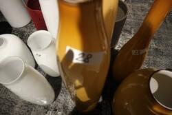 Calligaris vases - Lot 28 (Auction 6151)