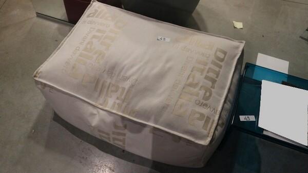 49#6151 Sedie pouf e poltroncine in vendita - foto 5