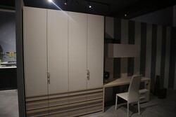 Julia Arredamenti  wardrobe and shelving - Lot 8 (Auction 6151)