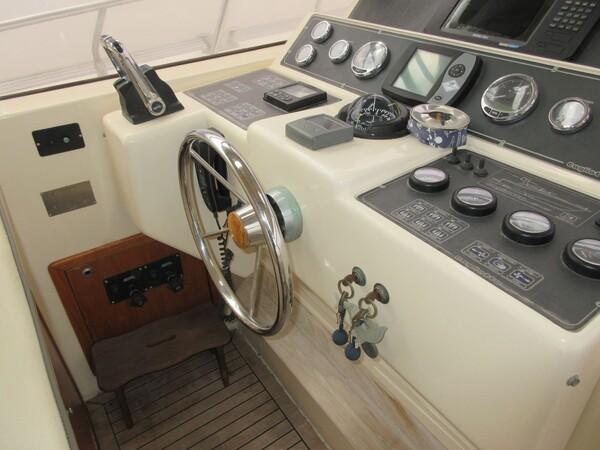 1#6153 Imbarcazione da diporto Gagliotta 44 in vendita - foto 11