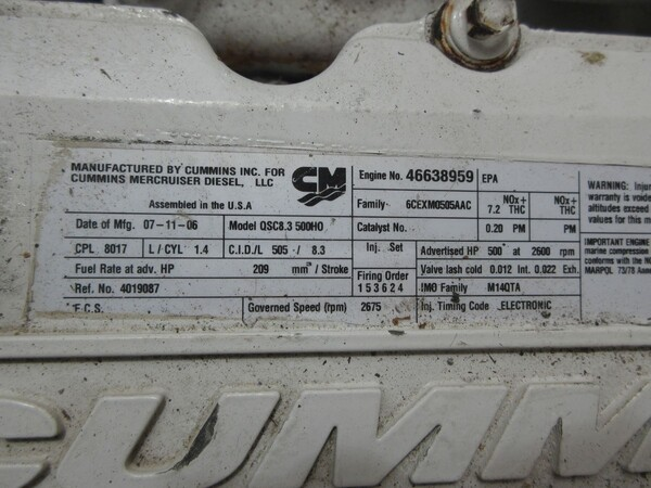 1#6153 Imbarcazione da diporto Gagliotta 44 in vendita - foto 58
