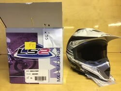 Motorcycle helmets - Lot 1 (Auction 6154)