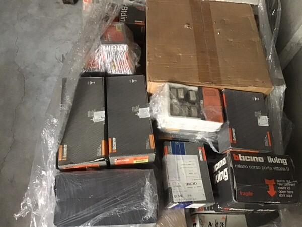 2#6154 Materiale elettrico in vendita - foto 3