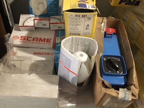 2#6154 Materiale elettrico in vendita - foto 15