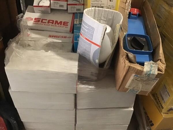 2#6154 Materiale elettrico in vendita - foto 16
