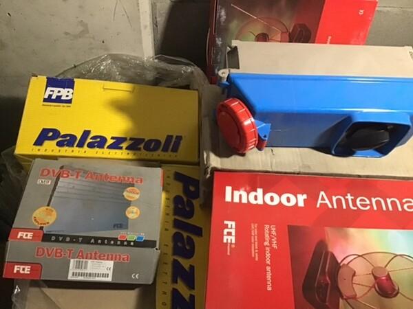 2#6154 Materiale elettrico in vendita - foto 19