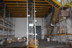 Metal pallet racking - Lot 1 (Auction 6155)