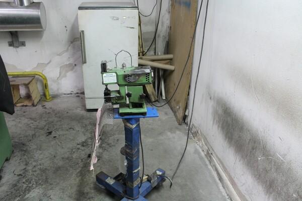 1#6157 Macchine cuci pezza Nuovo Meccanico e Neri & Pugi in vendita - foto 5