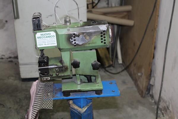 1#6157 Macchine cuci pezza Nuovo Meccanico e Neri & Pugi in vendita - foto 6