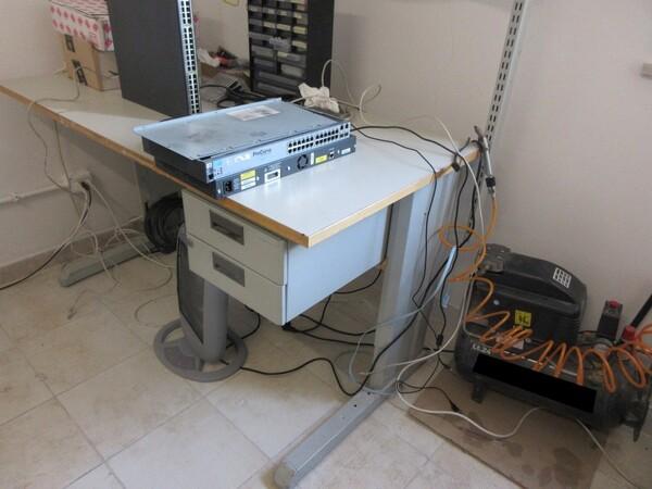 1#6158 Arredi ufficio e attrezzature da laboratorio in vendita - foto 1