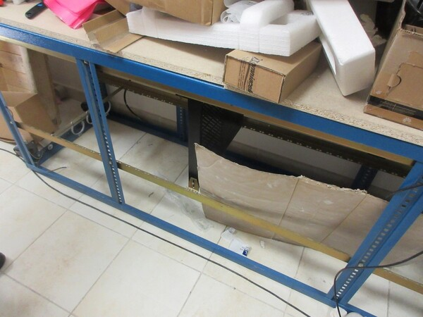 1#6158 Arredi ufficio e attrezzature da laboratorio in vendita - foto 26