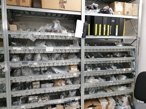 1#6164 Magazzino automatizzato Metalsistem in vendita - foto 3