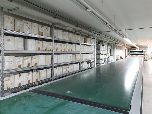 1#6164 Magazzino automatizzato Metalsistem in vendita - foto 5